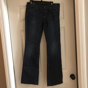 Citizens of Humanity size 31 bootcut jeans